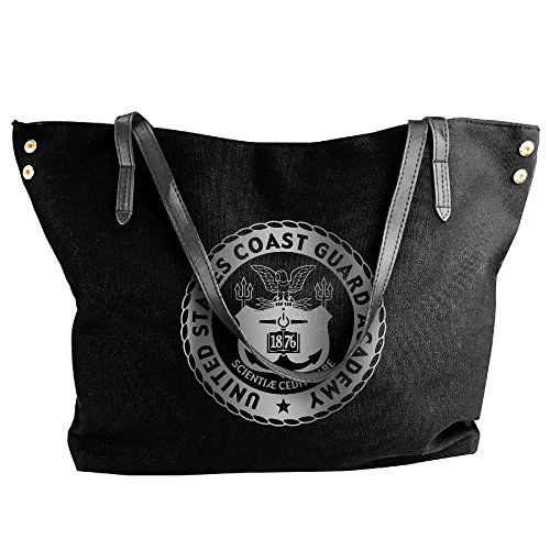 [Coast Guard Academy Bears Platinum Logo Handbag Shoulder Bag For Women] (Coast Guard Costumes For Kids)