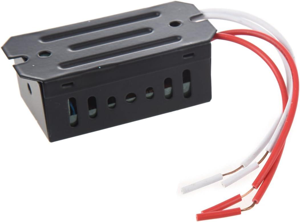 Wivarra 200-250V a 12V Transformador electronico de luz halogena 50W
