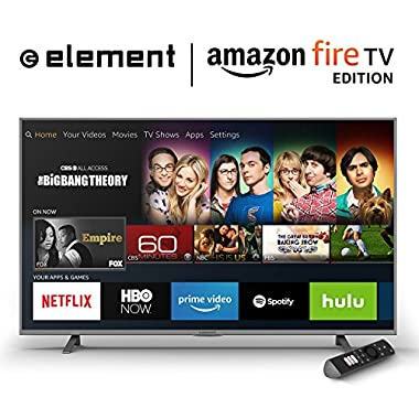 ELEMENT 65-Inch 4K Smart LED TV EL4KAMZ6517 (2017)