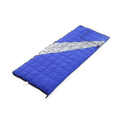 Amazon.com: JBHURF Outdoor Down Sleeping Bag Foldable Pillow ...