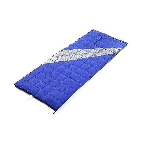 JBHURF Al Aire Libre Abajo Saco de Dormir Plegable Almohada Tipo Adulto Acampar Saco de Dormir