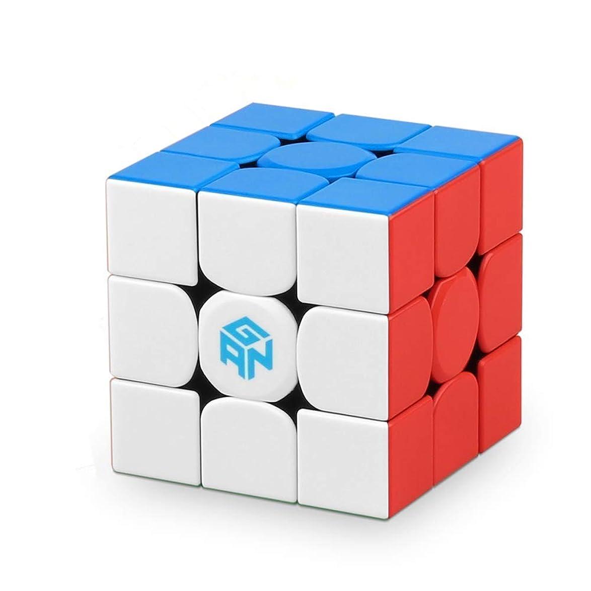 望ましいシンボル完全にCACUSN スピードキューブ 2個セット(3×3、3×3) 世界配色ver.2.1 スムーズ