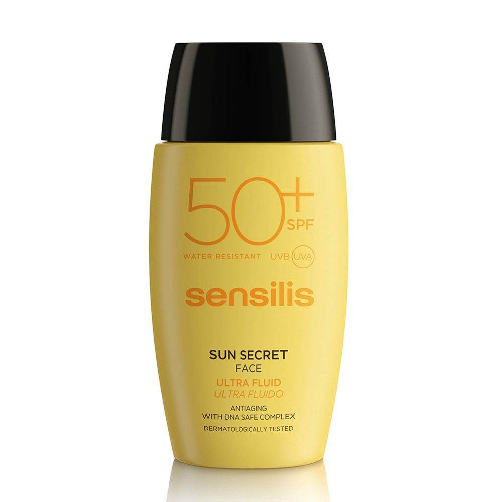 Sensilis Sun Secret Ultra Color Crema Protector Solar SPF50+ - 40 ml DERMOFARM D30022950