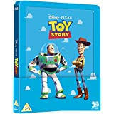 Toy Story Steelbook with Lenticular Magnet (3D Blu-ray + 2D Blu-ray) [Region-Free; Limited Edition]