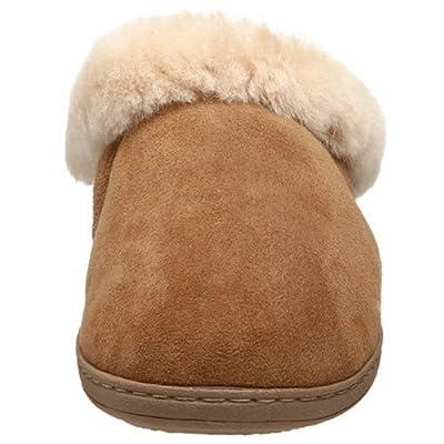 Amazon.com   ACORN Women's Ewe Collar Slipper   Slippers