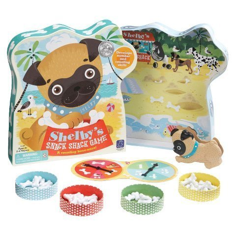 New Snack Shack Educational Game