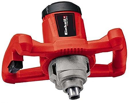 KWB 49497630 Mezclador potencia 1200 W Einhell TC-MX 4258545 Batidor de pintura rojo 240 V