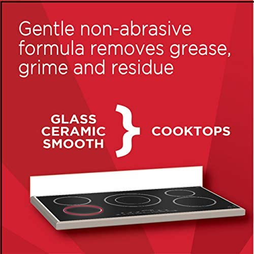 Amazon.com: Magic Glass Cooktop Cleaner & crema polaco, 16 ...