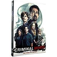 Criminal Minds Season 12 dvd . The Complete 12th season (DVD)
