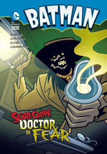 (Scarecrow, Doctor of Fear (Batman))