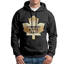 Men's Toronto Maple Leafs Gold Hoodie Sweatshirt