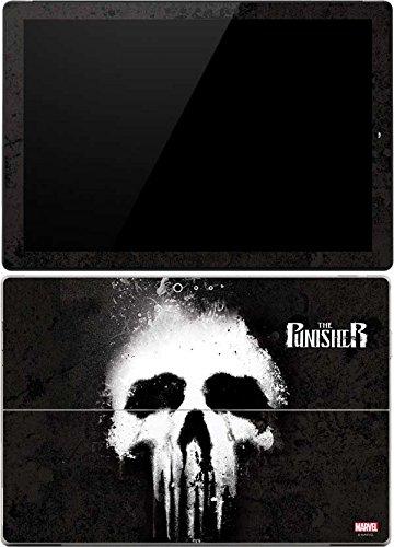 Amazon com: Skinit The Punisher White Skull Surface Pro 4