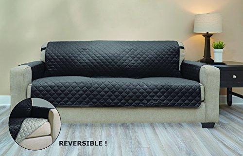 Quilted Couch Covers - 9