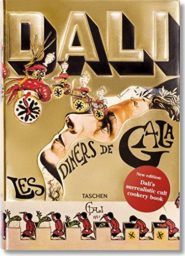 Dalí: Les Dîners de Gala Salvador Dali