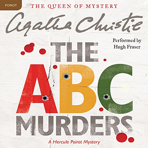 Bargain Audio Book - The ABC Murders