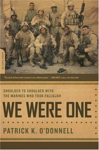 We Were One: Shoulder to Shoulder with the Marines Who Took Fallujah pdf epub