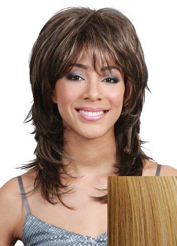 Luella Synthetic Wig By Escara (Butterscotch)