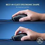 Razer DeathAdder V2 Gaming Mouse: 20K DPI Optical Sensor – Fastest Gaming Mouse Switch – Chroma RGB Lighting – 8…