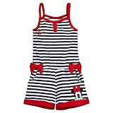 Disney Minnie Mouse Romper Cover-Up For Girls Size 3