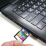 SP Silicon Power 64GB SDXC UHS-I Memory Card, Elite