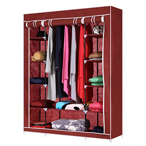 us-stockportable-storage-organizer-wardrobe-closet-with-non-woven-fabric-cover-storage-organizer-lar