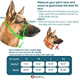 Gentle Muzzle Guard for Dogs - Prevents Biting
