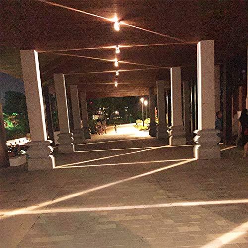 LED Window Light, Corridor Garage Door Frame Lighting, 10 Watt, Warm White 3000K, 900 Lumens Residential & Commercial Sconce Lighting, Outdoor Waterproof Landscape Lamp, 1 Pack by inShareplus (Image #5)
