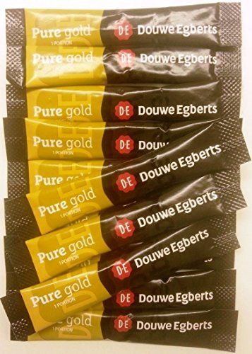 Douwe Egberts 25 X Pure Gold 1 Cup Coffee Sachets