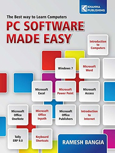 PC Software Made Easy – The PC Course Kit