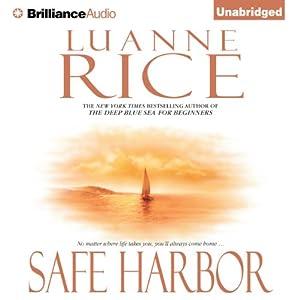 Safe Harbor Hörbuch