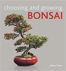 Choosing And Growing Bonsai Chan Peter 9780600627111 Amazon Com Books