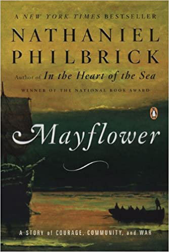 Image result for mayflower by philbrick
