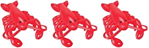 3 -Inflatable Lobsters - 20 inch- Luau Nautical Party Decor Clam Bake Beach Theme