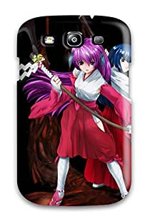 Slim Fit Tpu Protector Shock Absorbent Bumper Higurashi No Naku Koro Ni Case For Galaxy S3