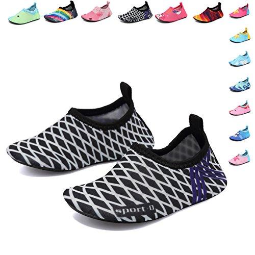 Rubber Beach Shoes - 9