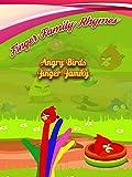 Finger Family Rhymes - Angry Birds Finger Family