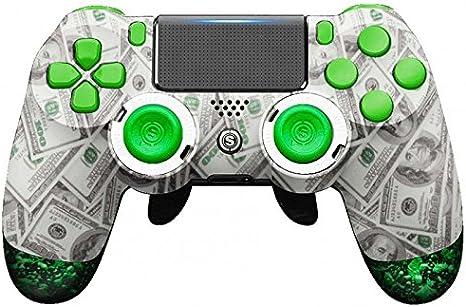 Controlador PS4 SCUF Infinity PRO de recuperación de la inversión ...