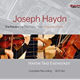 Haydn - Complete Piano Trios