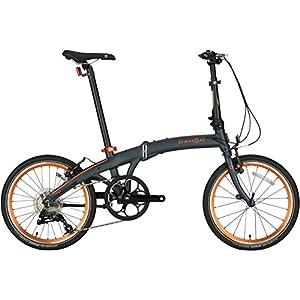 "Dahon Mu D9 20"" Folding Bike, Agate"