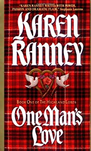 One Man S Love Karen Ranney New And Used Books From border=