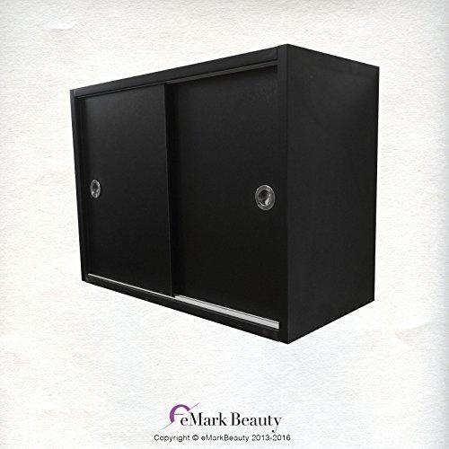 Beauty Salon Upper Cabinet Towel Cabinet Storage for Shampoo Bowl Station TLC-TC