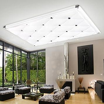 Wohnzimmer Led Lampe | Lfnrr Hochwertige Deckenleuchte Led Led Lampe Schlafzimmer