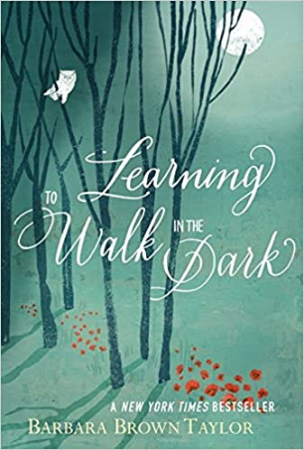 Image result for Learning to Walk in the Dark - Barbara Brown Taylor