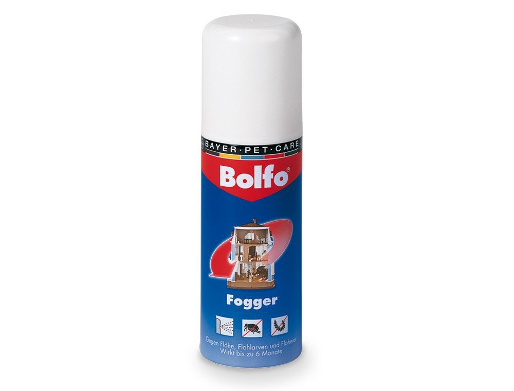 Bayer Bolfo Insecticide pour Chien 150 ml 75426