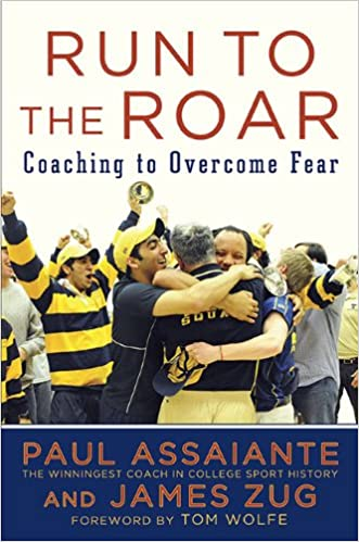Book Run to the Roar: Coaching to Overcome Fear