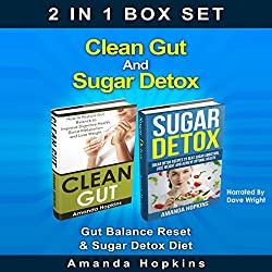 Clean Gut and Sugar Detox Set
