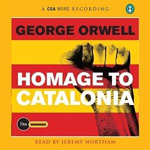 Homage to Catalonia Audiobook