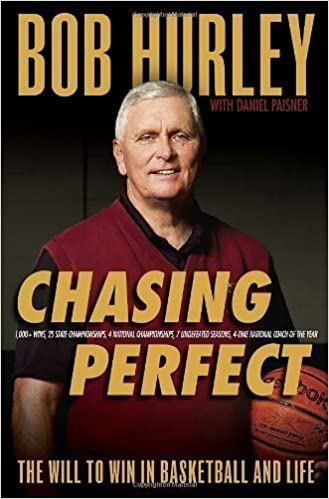 Book Chasing Perfect: The Will to Win in Basketball and Life by unknown [2013]