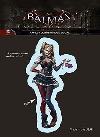 Arkham Knight 4x8 Arkham Knight Harley Quinn DC Comics ST ARKK HQ01/_4b8 Decal