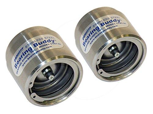 Bearing Buddy 41204 Marine Stainless Steel Wheel Bearing Protector NOSYJ 3000.0905 79616